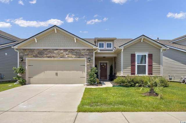 864 Culbertson Ave., Myrtle Beach, SC 29577 (MLS #2116801) :: Duncan Group Properties