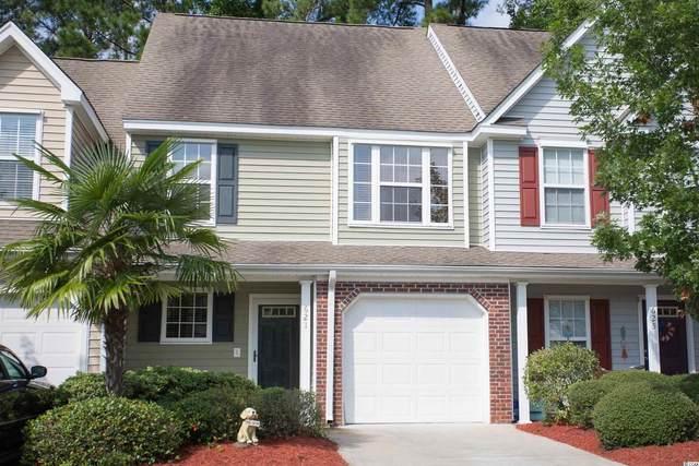 621 Riverward Dr. #621, Myrtle Beach, SC 29588 (MLS #2116804) :: Jerry Pinkas Real Estate Experts, Inc