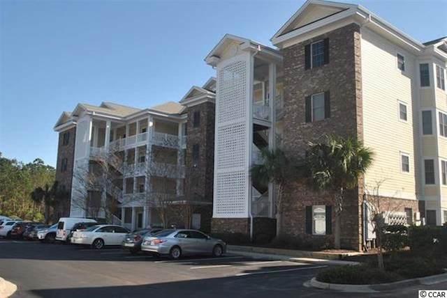 4843 Luster Leaf Circle #302, Myrtle Beach, SC 29577 (MLS #2116810) :: Duncan Group Properties