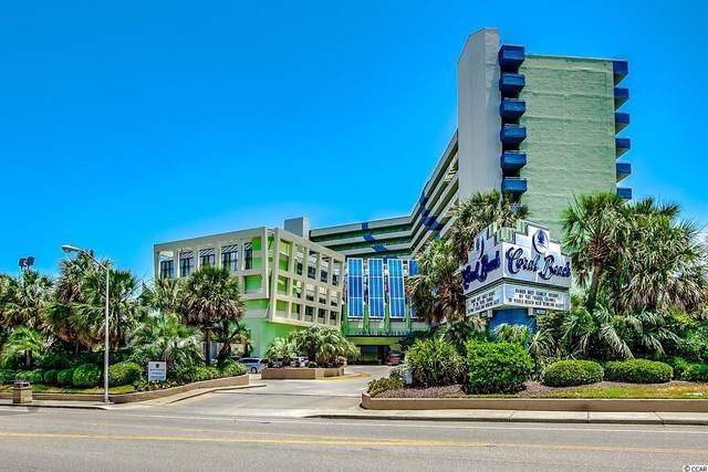 1105 S Ocean Blvd. #228, Myrtle Beach, SC 29577 (MLS #2116811) :: Duncan Group Properties