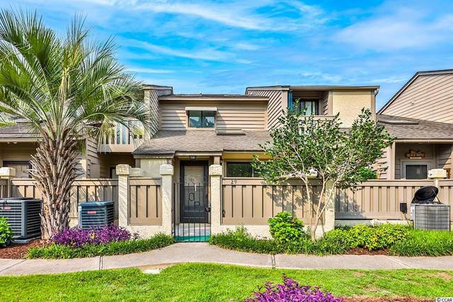 613 S 14th Ave #29, Surfside Beach, SC 29575 (MLS #2116817) :: Jerry Pinkas Real Estate Experts, Inc