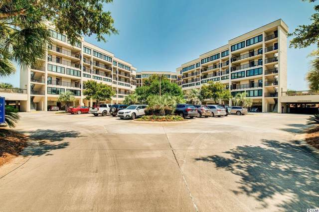 645 Retreat Beach Circle A1k, Pawleys Island, SC 29585 (MLS #2116837) :: Jerry Pinkas Real Estate Experts, Inc