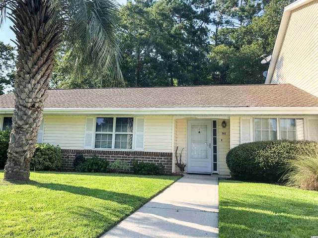 439 Old South Circle #439, Murrells Inlet, SC 29576 (MLS #2116845) :: Surfside Realty Company