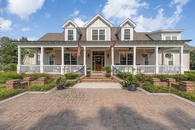 2510 Graham Rd., Conway, SC 29526 (MLS #2116854) :: Surfside Realty Company
