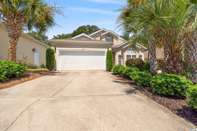 4348 Windy Heights Dr., North Myrtle Beach, SC 29582 (MLS #2116860) :: The Litchfield Company
