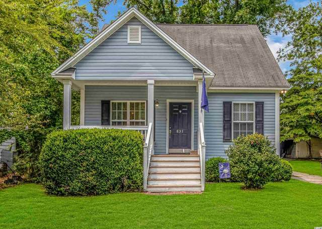831 Lynwood Dr., Florence, SC 29501 (MLS #2116886) :: Jerry Pinkas Real Estate Experts, Inc
