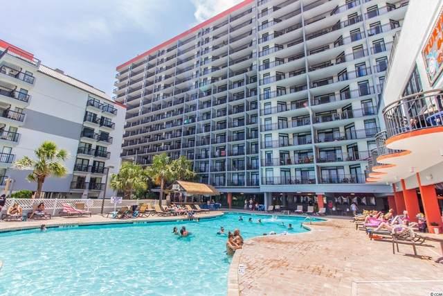 7200 N Ocean Blvd. #960, Myrtle Beach, SC 29572 (MLS #2116892) :: The Lachicotte Company