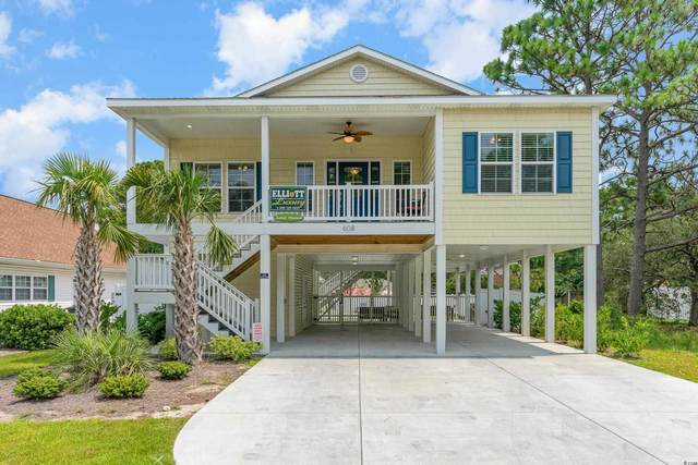 608 S 26th Ave. S, North Myrtle Beach, SC 29582 (MLS #2116901) :: Jerry Pinkas Real Estate Experts, Inc