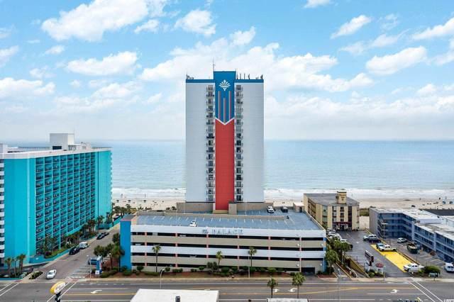 1605 S Ocean Blvd. #1501, Myrtle Beach, SC 29577 (MLS #2116907) :: Surfside Realty Company