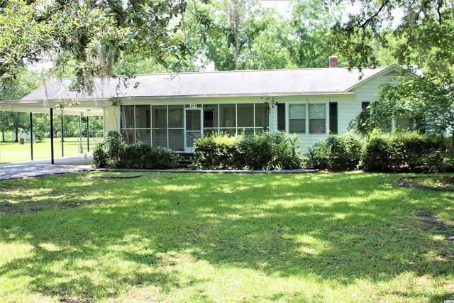 143 West Virginia Rd., Georgetown, SC 29440 (MLS #2116920) :: Jerry Pinkas Real Estate Experts, Inc