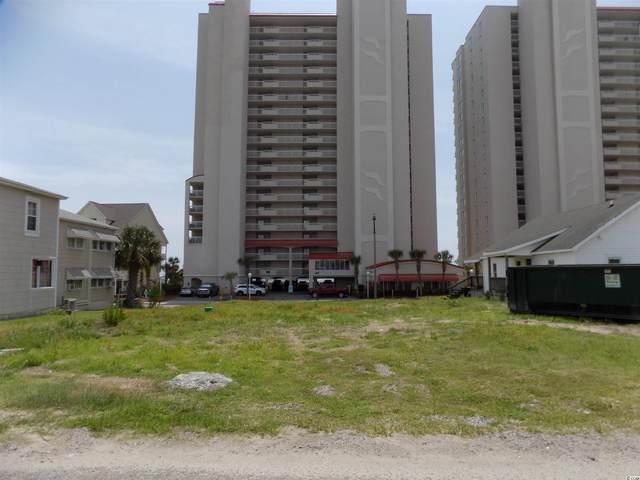 1614 S Ocean Blvd., North Myrtle Beach, SC 29582 (MLS #2116922) :: Chris Manning Communities