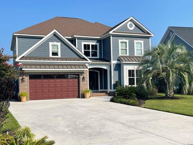 1445 Hydrangea Dr., Myrtle Beach, SC 29579 (MLS #2116924) :: Jerry Pinkas Real Estate Experts, Inc