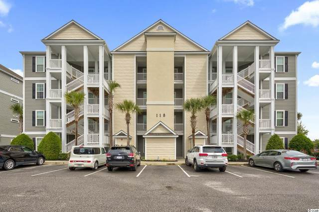 118 Ella Kinley Circle #103, Myrtle Beach, SC 29588 (MLS #2116925) :: Jerry Pinkas Real Estate Experts, Inc