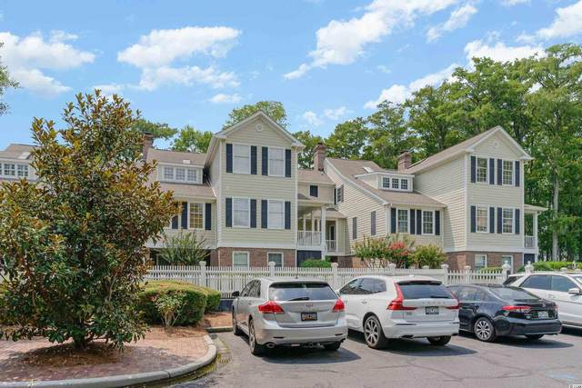 1970 Governors Landing Dr. #205, Murrells Inlet, SC 29576 (MLS #2116928) :: Hawkeye Realty