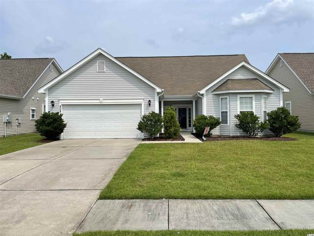 808 Indian Wood Ln., Myrtle Beach, SC 29588 (MLS #2116932) :: Jerry Pinkas Real Estate Experts, Inc