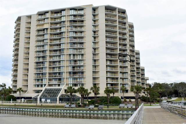101 Ocean Creek Dr. Ee-7, Myrtle Beach, SC 29572 (MLS #2116934) :: Hawkeye Realty
