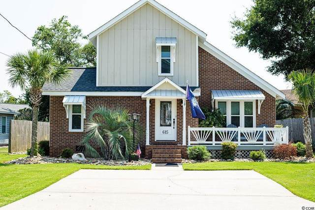 615 1st Ave. S, North Myrtle Beach, SC 29582 (MLS #2116946) :: Jerry Pinkas Real Estate Experts, Inc