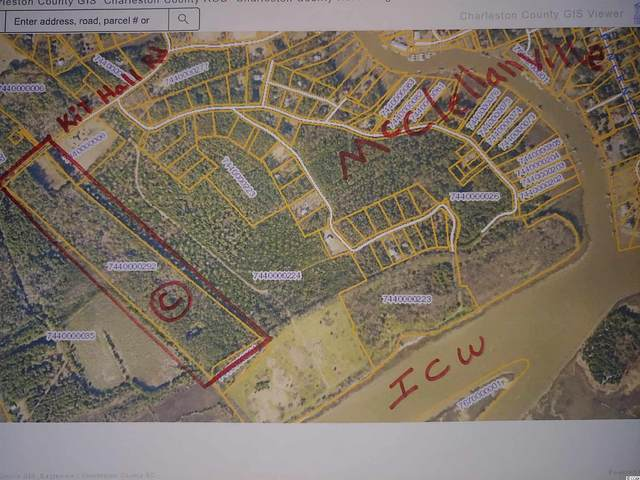 Tract C Kit Hall Rd., McClellanville, SC 29458 (MLS #2116950) :: Jerry Pinkas Real Estate Experts, Inc