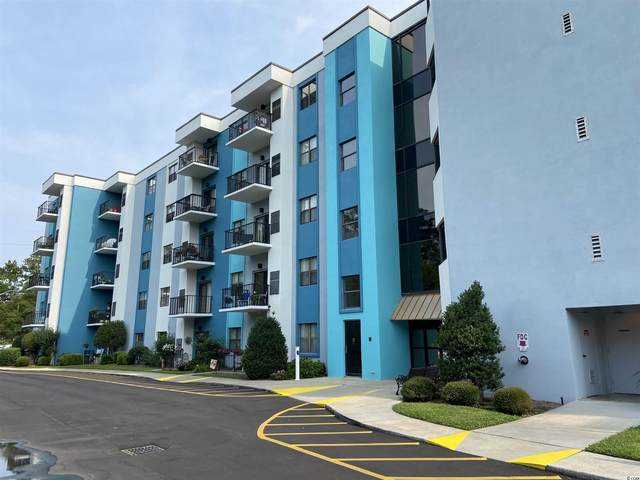 5001 Little River Rd. W319, Myrtle Beach, SC 29577 (MLS #2116972) :: Chris Manning Communities