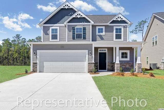 TBD Capri Court, Conway, SC 29527 (MLS #2117007) :: James W. Smith Real Estate Co.