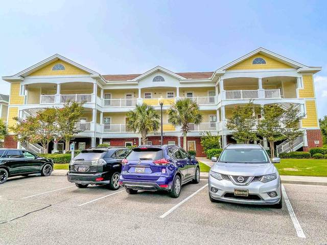 6203 Catalina Dr. #1433, North Myrtle Beach, SC 29582 (MLS #2117019) :: Sloan Realty Group