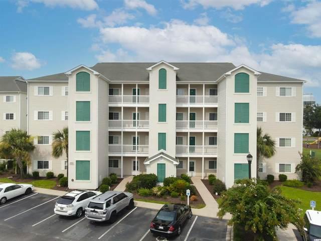 1100 Commons Blvd. #501, Myrtle Beach, SC 29572 (MLS #2117062) :: The Greg Sisson Team