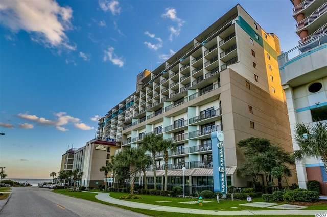 201 77th Ave. N #424, Myrtle Beach, SC 29572 (MLS #2117157) :: Duncan Group Properties