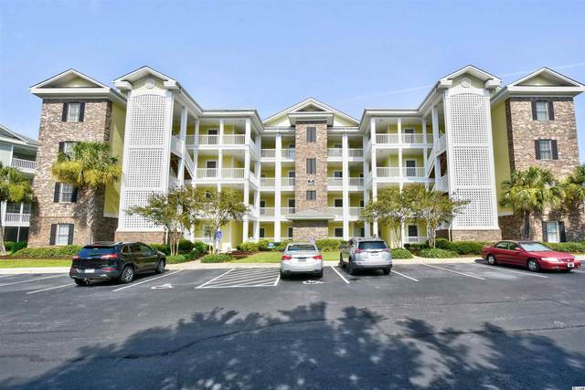 4837 Luster Leaf Circle #205, Myrtle Beach, SC 29577 (MLS #2117170) :: Sloan Realty Group