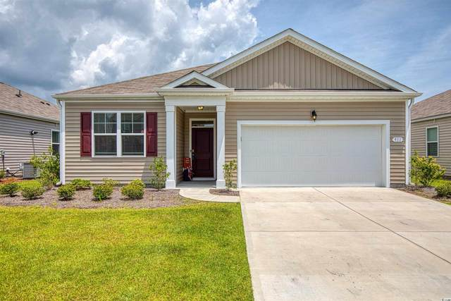 911 Laurens Mill Dr., Myrtle Beach, SC 29579 (MLS #2117177) :: Jerry Pinkas Real Estate Experts, Inc