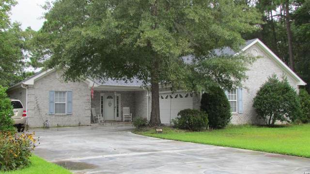 309 St. Andrews Ln., Myrtle Beach, SC 29588 (MLS #2117182) :: Jerry Pinkas Real Estate Experts, Inc