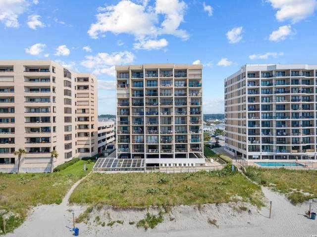 6108 N Ocean Blvd. #704, North Myrtle Beach, SC 29582 (MLS #2117189) :: Sloan Realty Group