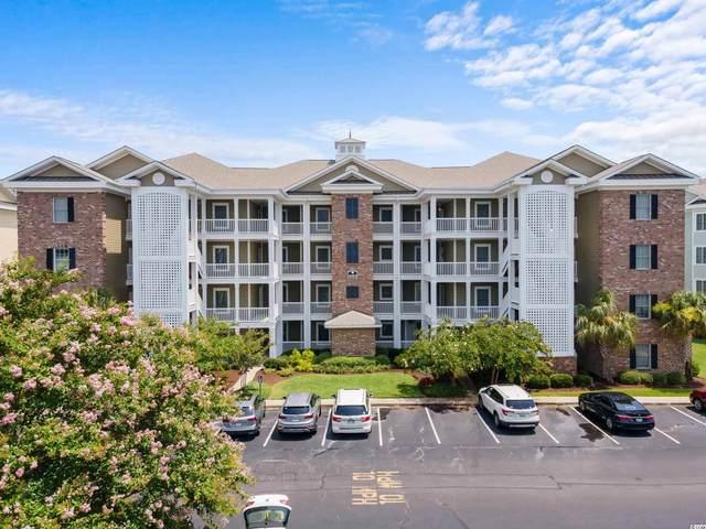 4883 Luster Leaf Circle #302, Myrtle Beach, SC 29577 (MLS #2117192) :: Duncan Group Properties