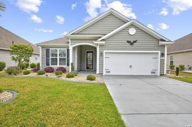 141 Laurel Hill Pl., Murrells Inlet, SC 29576 (MLS #2117199) :: Duncan Group Properties