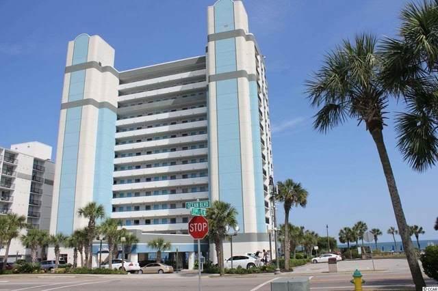 2300 N Ocean Blvd. #1032, Myrtle Beach, SC 29577 (MLS #2117200) :: Surfside Realty Company