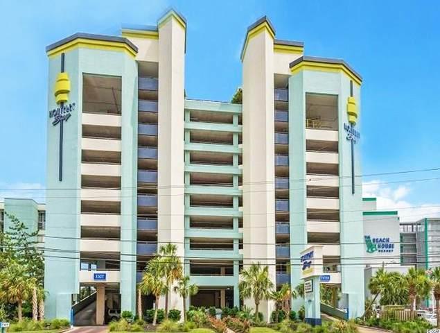 6804 N Ocean Blvd. #935, Myrtle Beach, SC 29577 (MLS #2117202) :: Duncan Group Properties