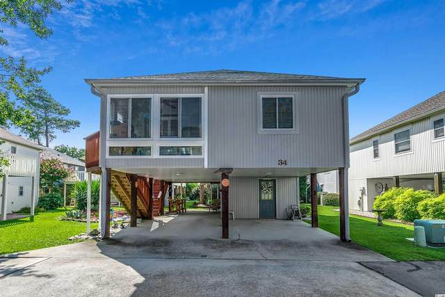 820 S 9th Ave. S, North Myrtle Beach, SC 29582 (MLS #2117205) :: Armand R Roux | Real Estate Buy The Coast LLC