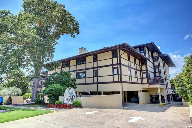 6813 Porcher Dr. #21, Myrtle Beach, SC 29572 (MLS #2117207) :: Duncan Group Properties