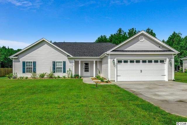 255 Morris Rd., Conway, SC 29526 (MLS #2117214) :: Surfside Realty Company