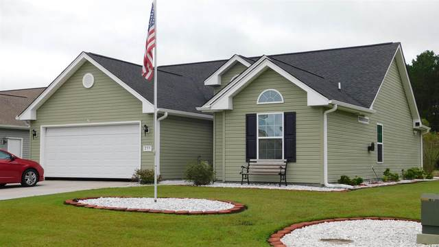 235 Hickory Springs Ct., Conway, SC 29527 (MLS #2117217) :: Garden City Realty, Inc.