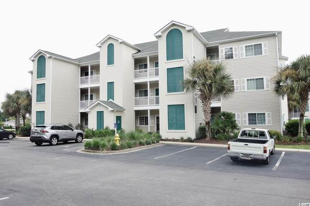 1100 Commons Blvd. #1206, Myrtle Beach, SC 29572 (MLS #2117229) :: Surfside Realty Company