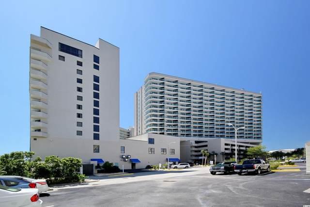 205 74th Ave. N #1110, Myrtle Beach, SC 29572 (MLS #2117237) :: Duncan Group Properties
