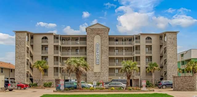 917 S Ocean Blvd. #301, Surfside Beach, SC 29575 (MLS #2117281) :: The Lachicotte Company
