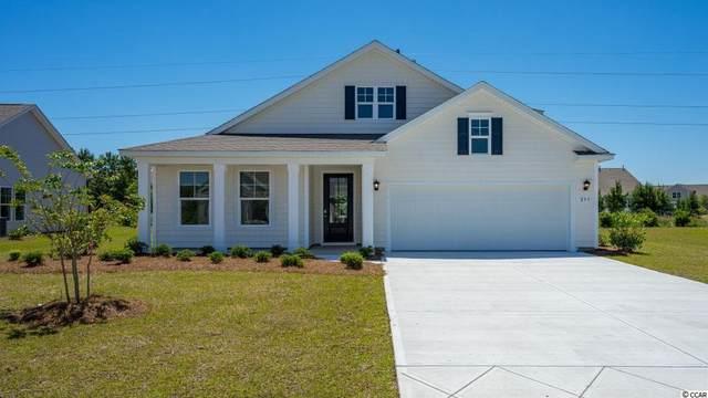 928 Mildred Ct., Murrells Inlet, SC 29576 (MLS #2117283) :: Duncan Group Properties