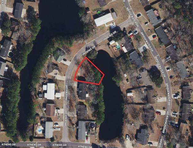 2014 Phoenix Dr., Conway, SC 29526 (MLS #2117321) :: Surfside Realty Company