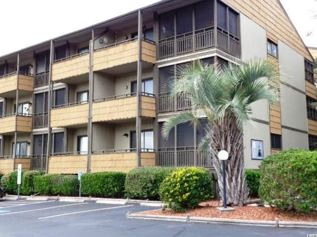9501 Shore Dr. A-103, Myrtle Beach, SC 29572 (MLS #2117379) :: Hawkeye Realty