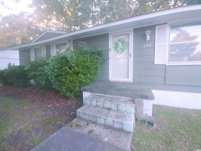 152 Ranchette Circle, Myrtle Beach, SC 29588 (MLS #2117408) :: Duncan Group Properties