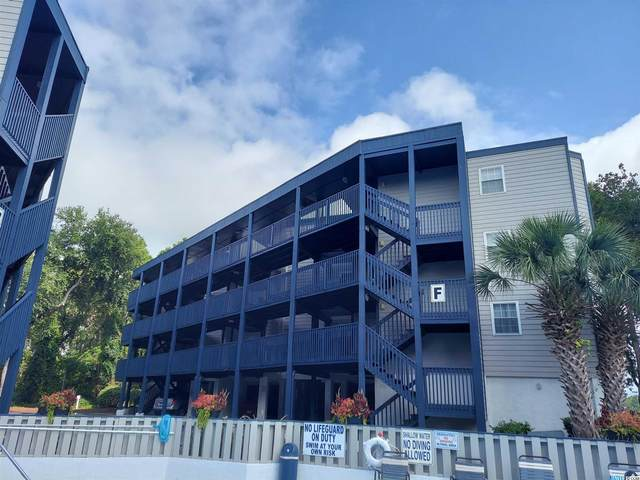 1500 Cenith Dr. F401, North Myrtle Beach, SC 29582 (MLS #2117416) :: Coastal Tides Realty