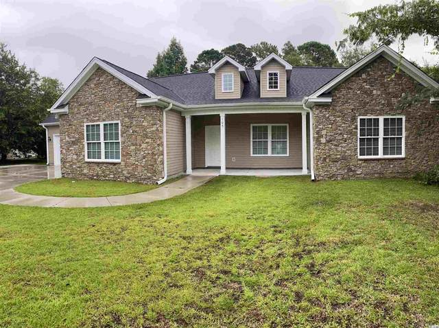 105 Erskine Dr., Conway, SC 29526 (MLS #2117433) :: Surfside Realty Company