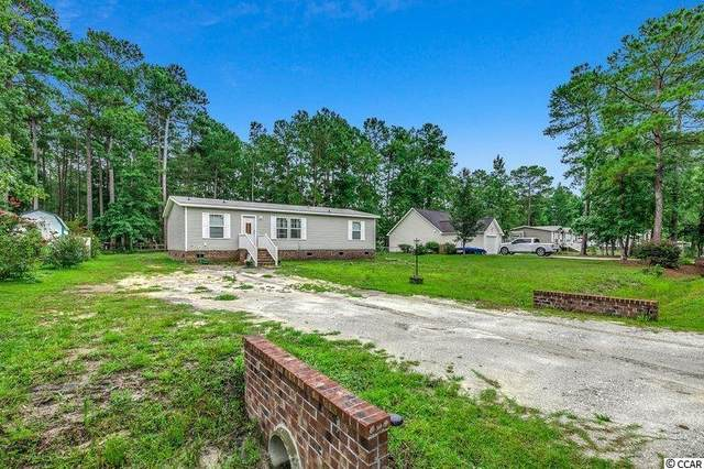 214 Ocean Forest Dr. Nw, Calabash, NC 28467 (MLS #2117463) :: The Lachicotte Company