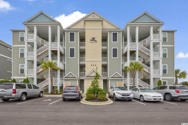 300 Shelby Lawson Dr. #302, Myrtle Beach, SC 29588 (MLS #2117479) :: BRG Real Estate